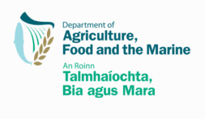Funded by Department of Agriculture, Food and the Marine